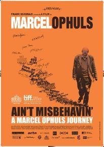 UN VOYAGEUR (AIN'T MISBEHAVIN) Marcel Ophüls 105' / 2013 / Francia