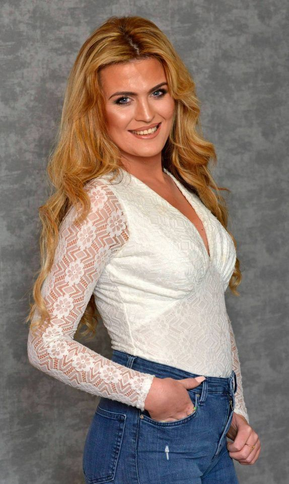 Tanya Griffiths is a transwoman from Stockton-on-Tees in England. She works as a model.
