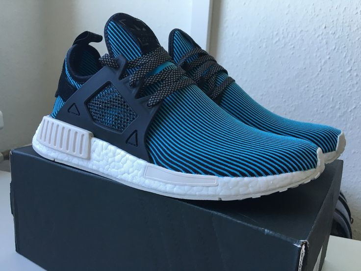 Sneakers: Adidas NMD XR1 PK 'Bright Cyan' . | Sneaker
