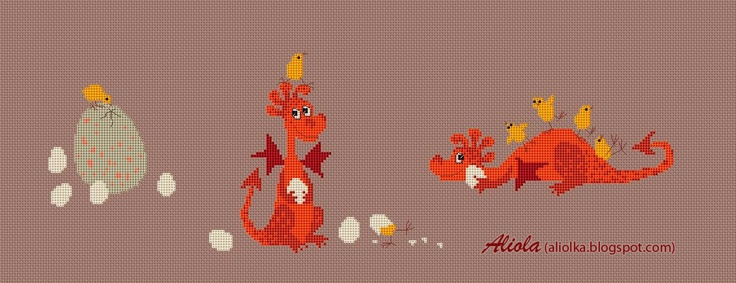 chicks and dragons