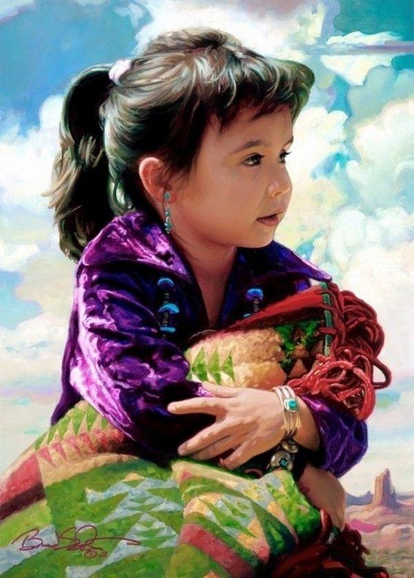 Brad Schmidt  Children Paintings  Pinterest  Photos And -3129