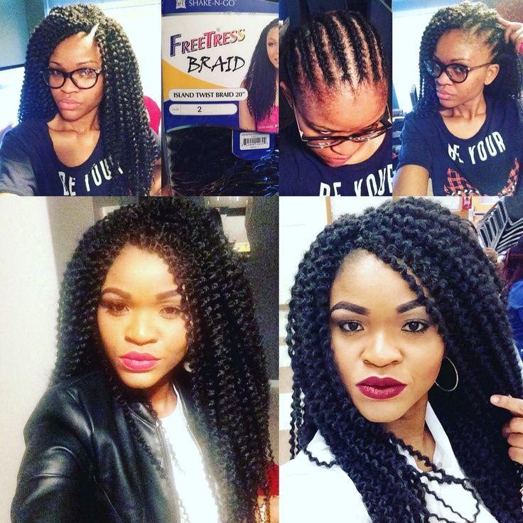 les 31 meilleures images du tableau african braids sur pinterest tresses africaines coiffure. Black Bedroom Furniture Sets. Home Design Ideas