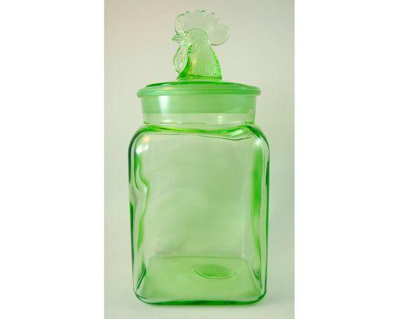 Vintage Country Kitchen Green 188 best green glass images on pinterest   vintage dishes, vintage