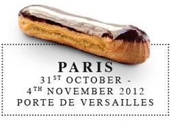 Salon du Chocolat, Paris 2012