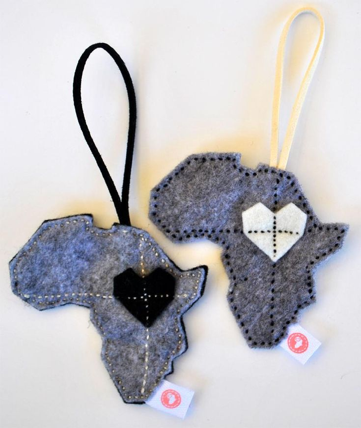 AFRICA DECORATION – The Heartfelt Project - from Africa with love this Christmas!