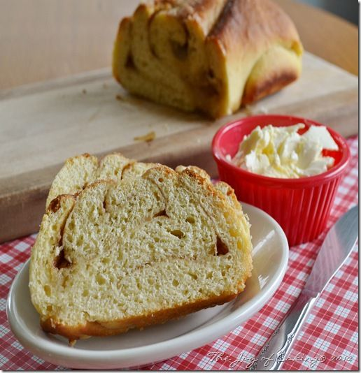 Homemade Cinnamon Bread–Just One Rise | Bread Box | Pinterest