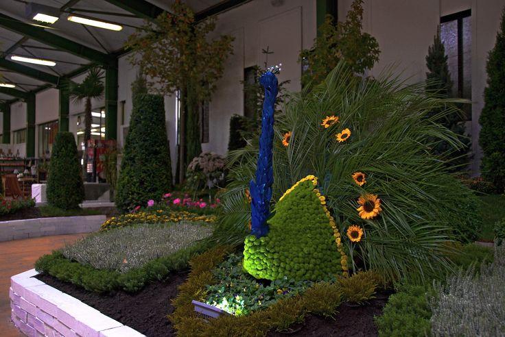 13. - 22. září 2013 | Podzimní výstava s růžemi ve stylu francouzských zahrad