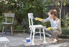 The 5 Biggest Mistakes You Make When Painting Furniture  - HouseBeautiful.com