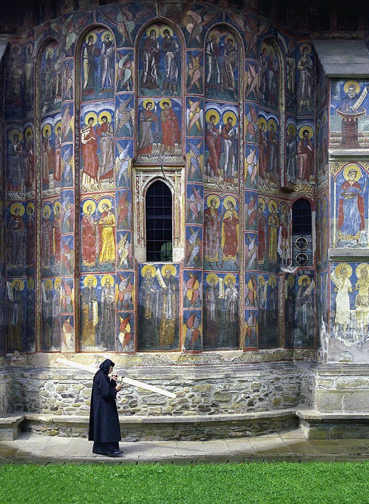 Mânăstirea Voroneţ