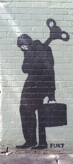 #FML #street art #graffiti                                                                                                                                                                                 More