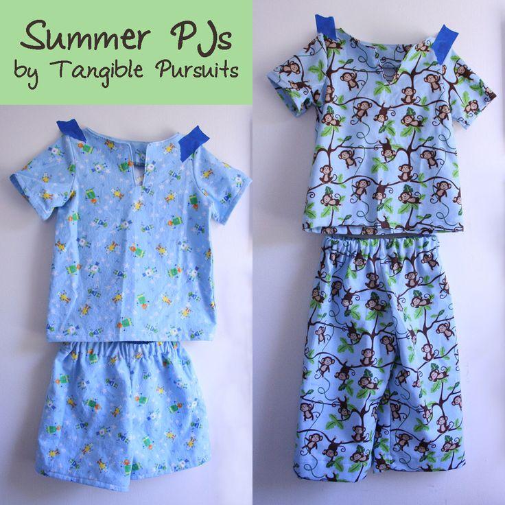 Summer PJs