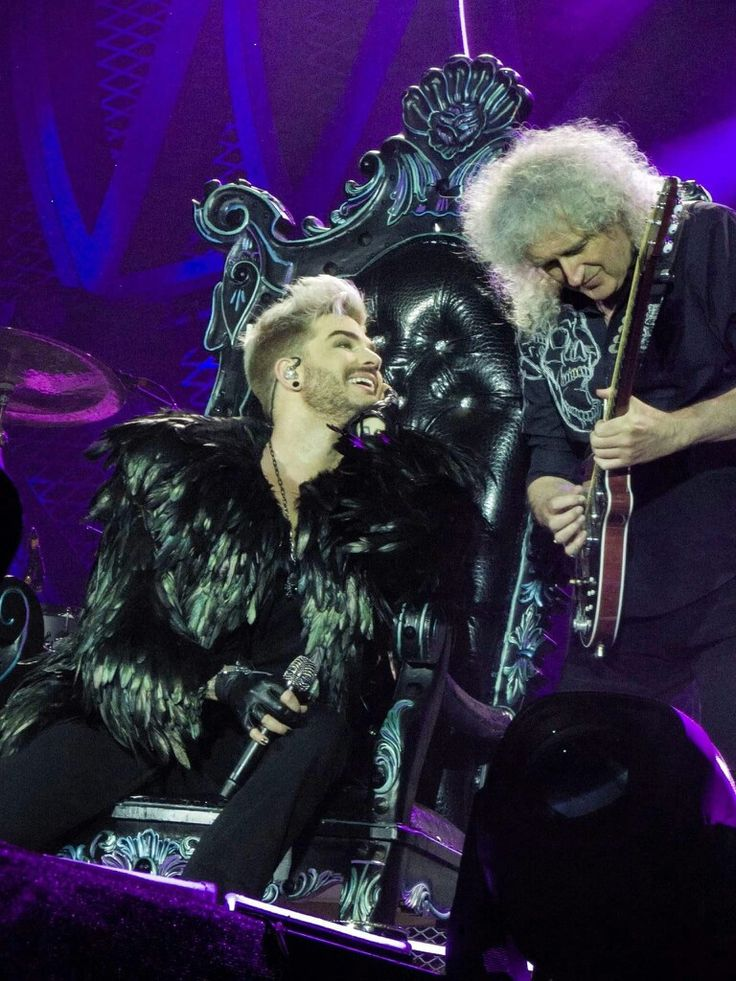 Queen + Adam Lambert - 27 May 2016 Cologne photo by Albert Van de Werfhorst
