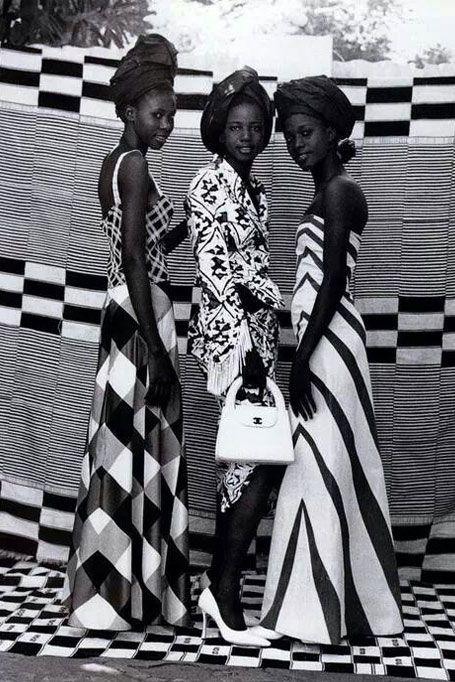 Malik Sidibe fashion editorial