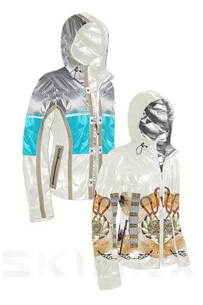 Oboustranná bunda Emmegi Double N8 Ski jacket Emmegi