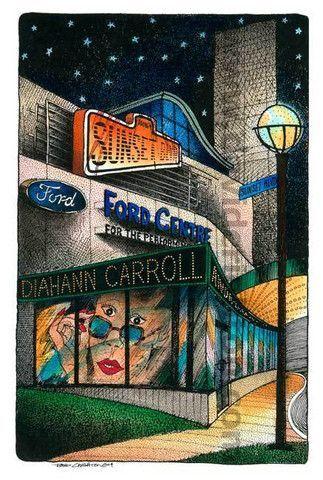 David Crighton - Sunset Blvd