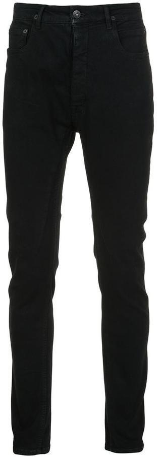 Rick Owens DRKSHDW skinny jeans