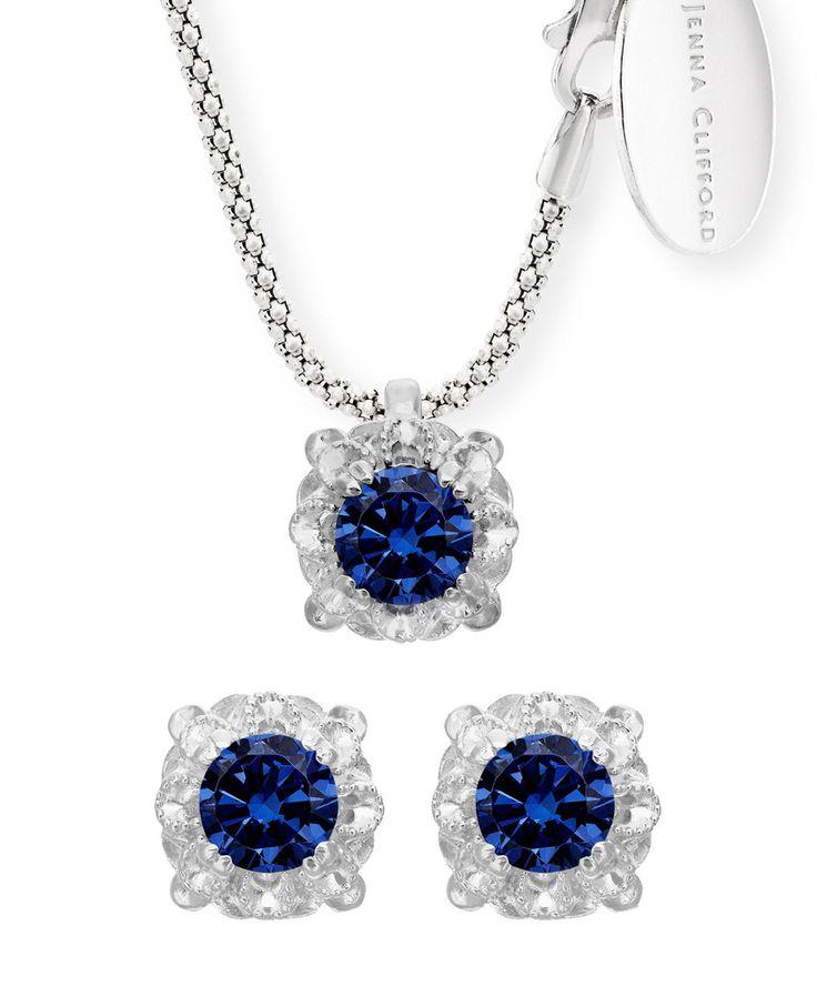 Daisy Stud Earring and Pendant Offer SPRINGtastic. www.jennaclifford.com