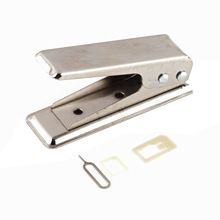 1pcs Compatible Standard SIM Card Cut Cutter for Nano Mini Card For iPhone 5/5S/5C Free / Drop Shipping