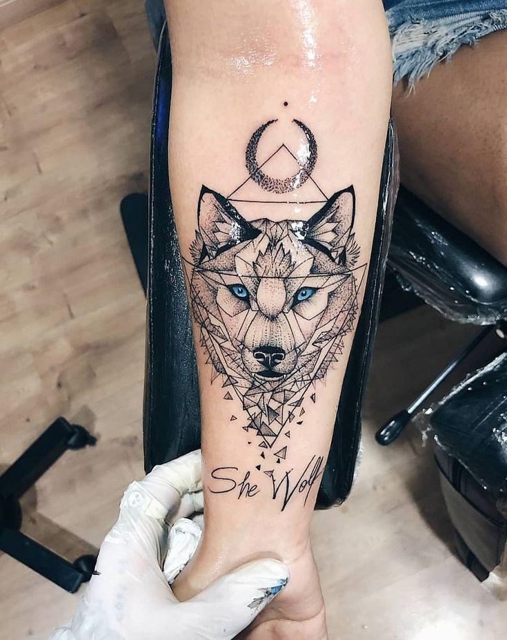 9943cf6becdab I'm Wolf🤙🏻🐺 #Tattoo #Wolf - - #Uncategorized | Tattoos | Tattoos ...