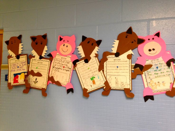 77 Best Images About Display Poster Picture 3 Little Pigs