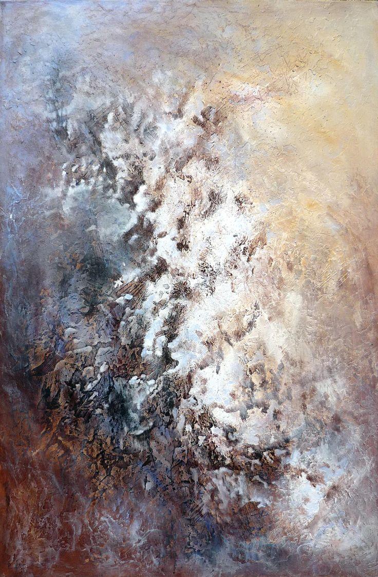 17 best images about galerie artiste peintre peinture - Peinture avec effet texture ...