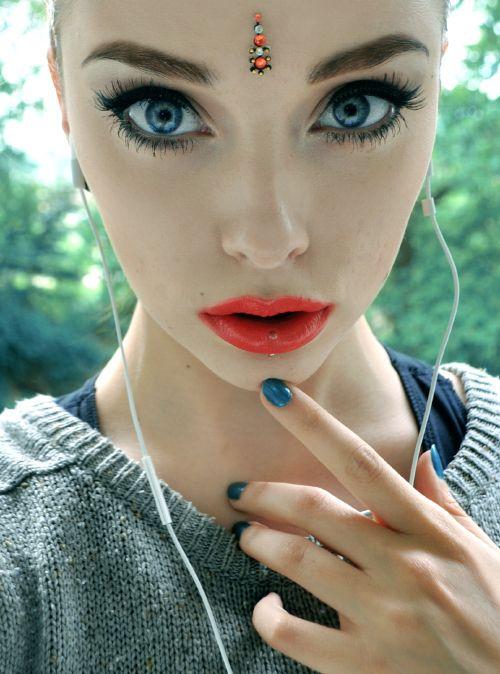 third eye piercing.....I think so