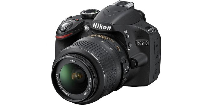 Nikon D3200 - #1 Top Rated Best Beginner DSLR Cameras Under $500