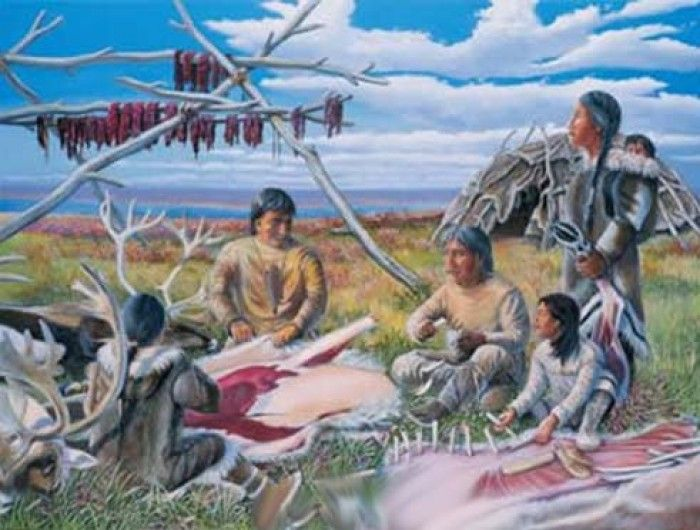 Clovis People & Their Culture: The Ancient #America