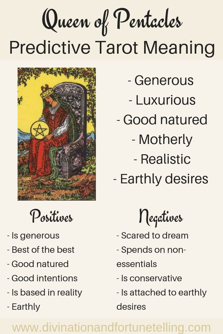 Future Tarot Meanings: Queen of Pentacles — Lisa Boswell