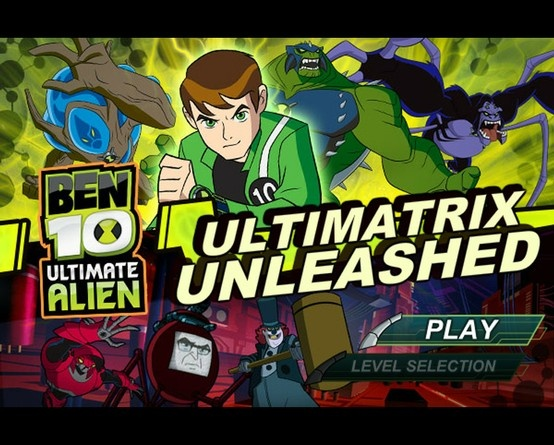 Play now for free! This online game of the Ben 10 Ultimate Alien series is based on three episodes of anime!