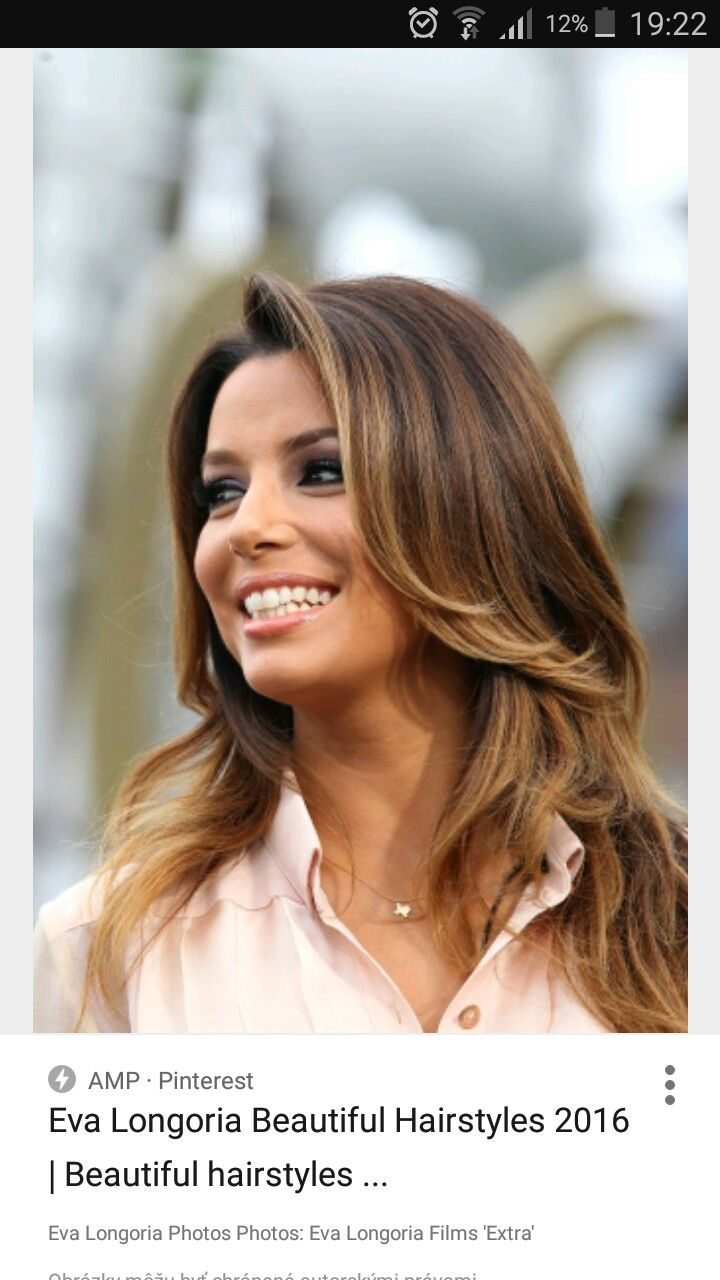 Pin by m k on hair  Eva longoria hair, Eva hair, Gorgeous hair