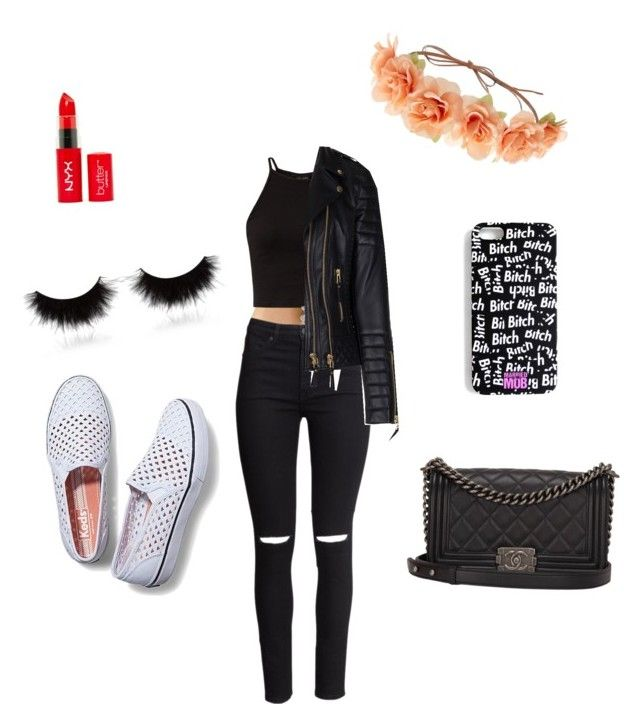 """"""" I Whis I Was A Punk Rock Girl Whit Flowers In My Hair"""" by oliviiiias on Polyvore"""
