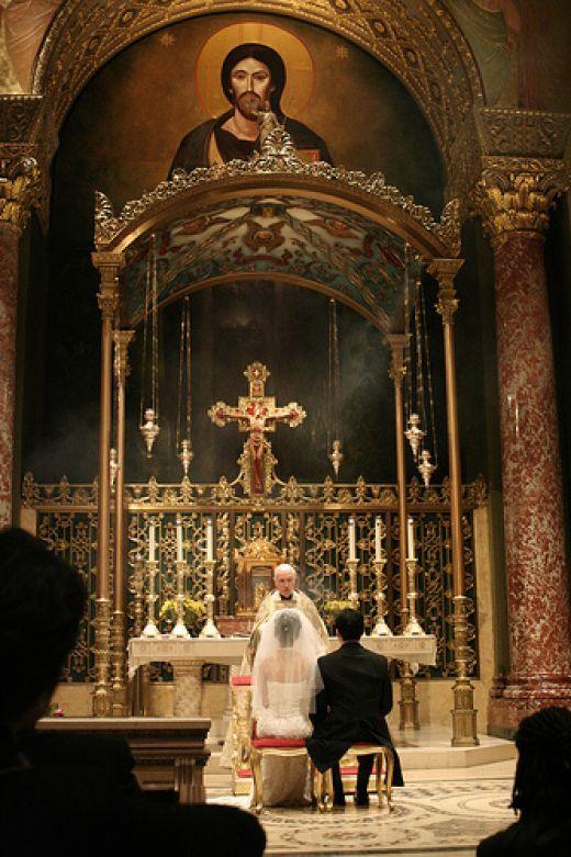 Planning a Catholic Wedding