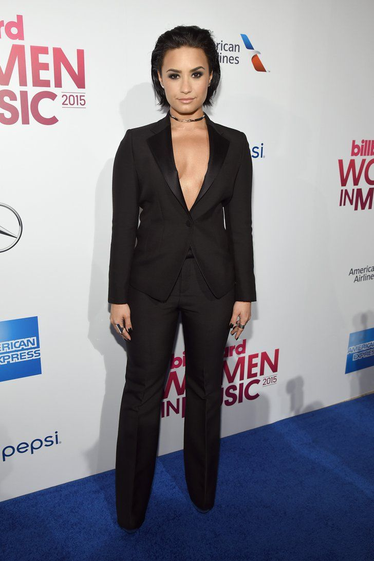 Pin for Later: Selena Gomez and Demi Lovato Are the 2 Hottest Stars on This Red Carpet