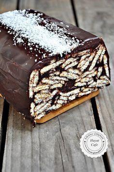 mozaik pasta nasıl yapılır