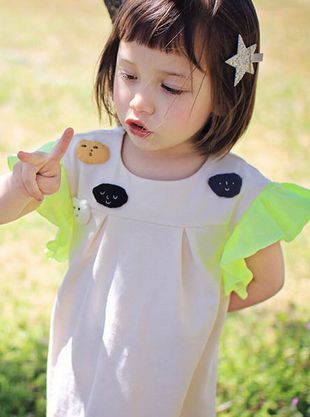 annikaクノンワンピース - 韓国子供服tsubomi かわいい輸入服のセレクトショップ
