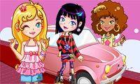 Las chicas van a la fiesta fashion - Juega a juegos en línea gratis en Juegos.com