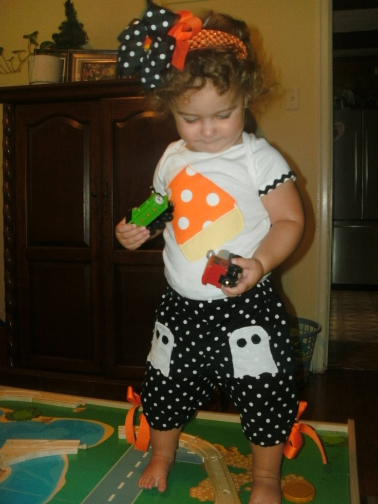 Infant Halloween Outfit ... EVERYDAY buy 2 get ONE FREE see Shop for Details. $44.99, via Etsy.