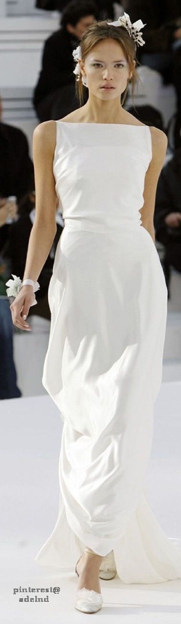 Attractive Coco Chanel Wedding Dress Model - Wedding Plan Ideas ...