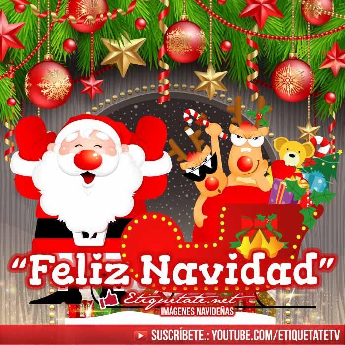 Banco de im genes para desear feliz navidad http - Dibujos para postales navidenas ...