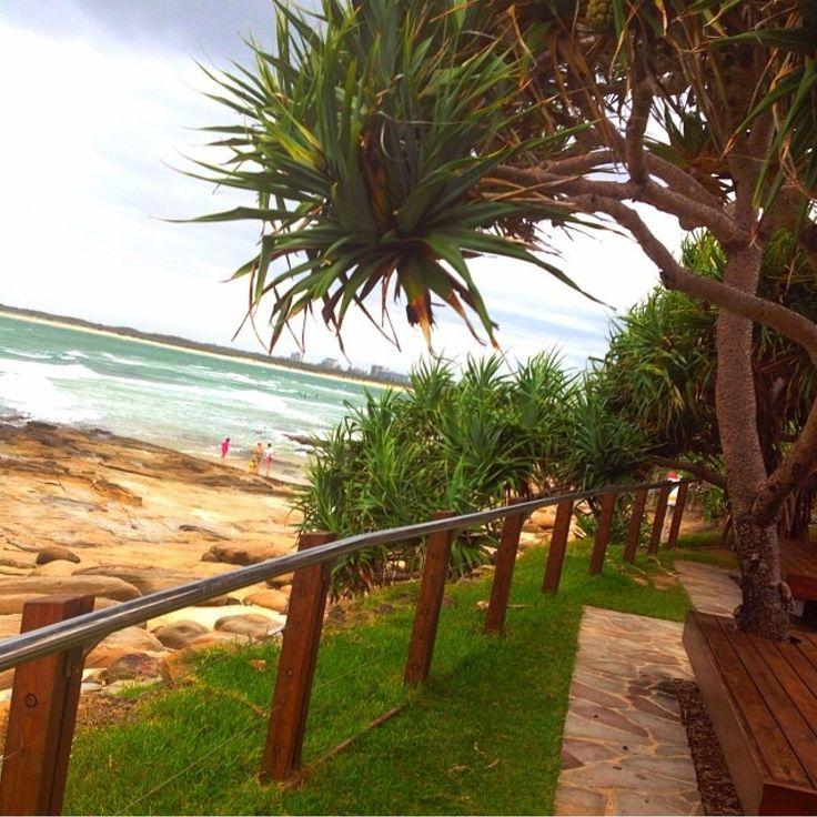 Kings Beach, Queensland Australia