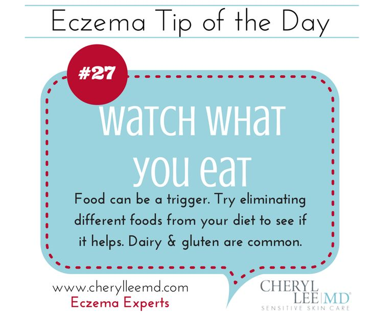 Tip #27 - It could be something in your diet causing your flare-ups.