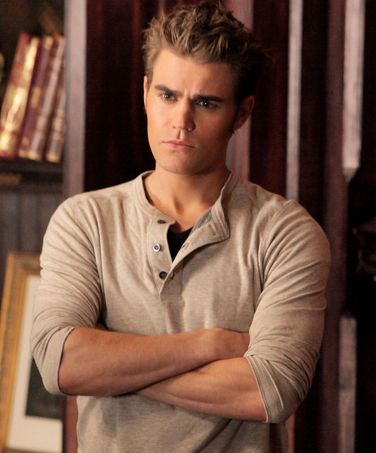 17 Best images about Stefan Salvatore - Paul Wesley on ...