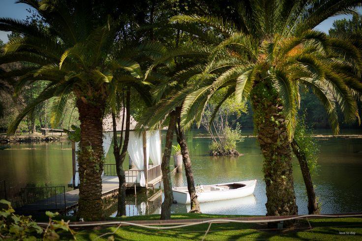 Amor e uma Cabana - Wedding in Quinta Lago dos Cisnes