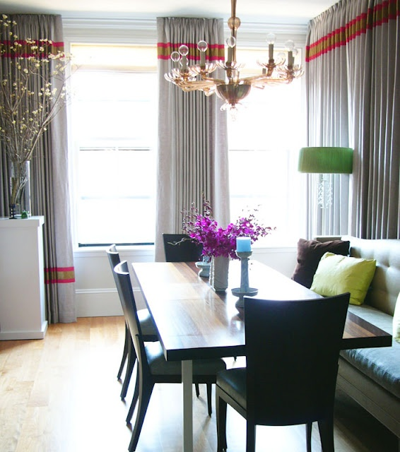 Energy Efficient Curtains - pencil pleat drapes