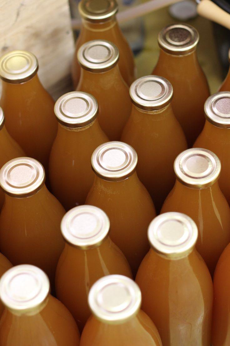 Les 29 meilleures images du tableau jus cidre vin sur pinterest tout le jus de pomme - Jus de pomme maison ...