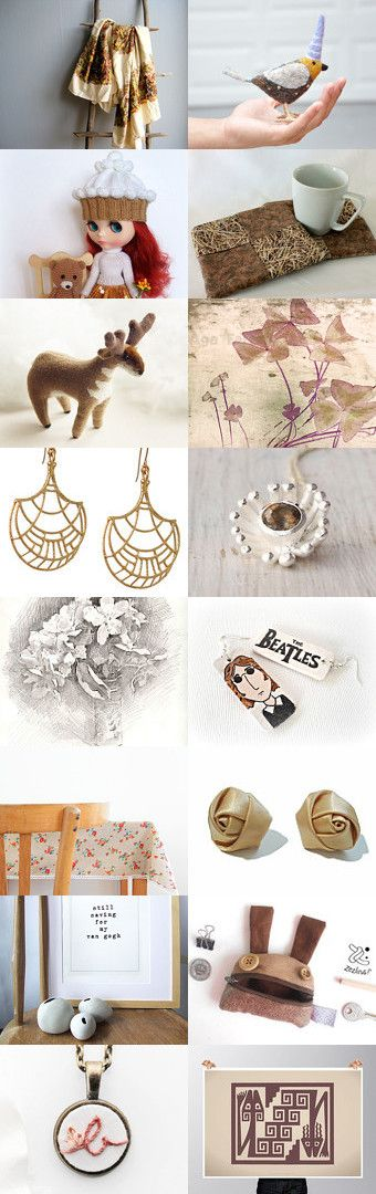 Adorable Sunday Finds by ArtMii