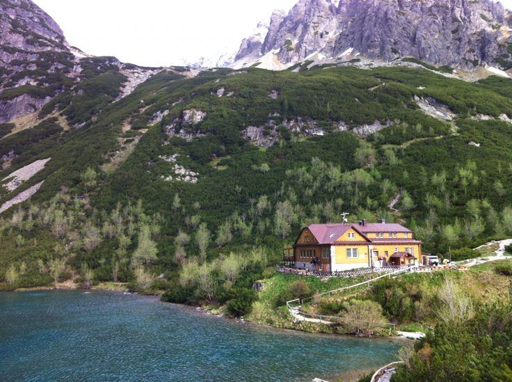 High Tatras Mountain House: Chata Pri Zelenom Plese | Englishman in Slovakia