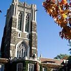 Lehigh University -  Bethlehem, Pennsylvania beautiful college campus and architecture