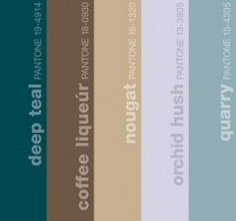 Teal & Blue: I think this is how I will decorate my living room.